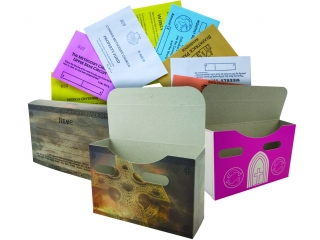 Link to: Boxed Sets of Church Offering Envelopes